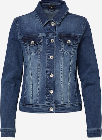 MORE & MORE Jeansjacke in blue denim, Produktansicht