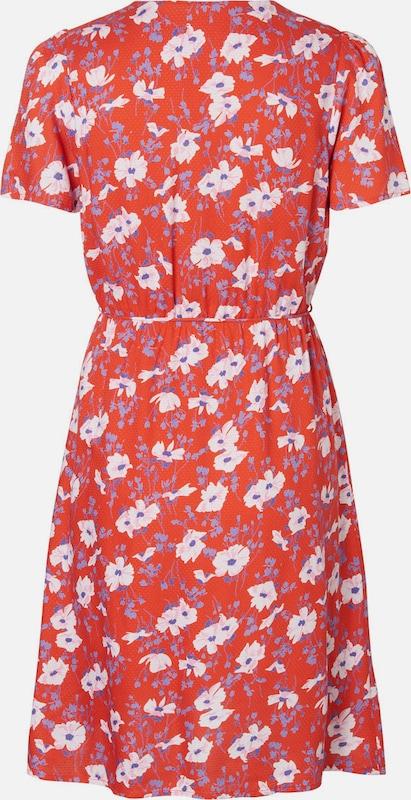 VERO MODA Feminines Kleid mit kurzen Ärmeln