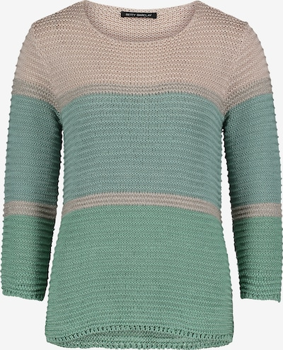 Betty Barclay Grobstrick-Pullover mit Blockstreifen in mischfarben, Produktansicht