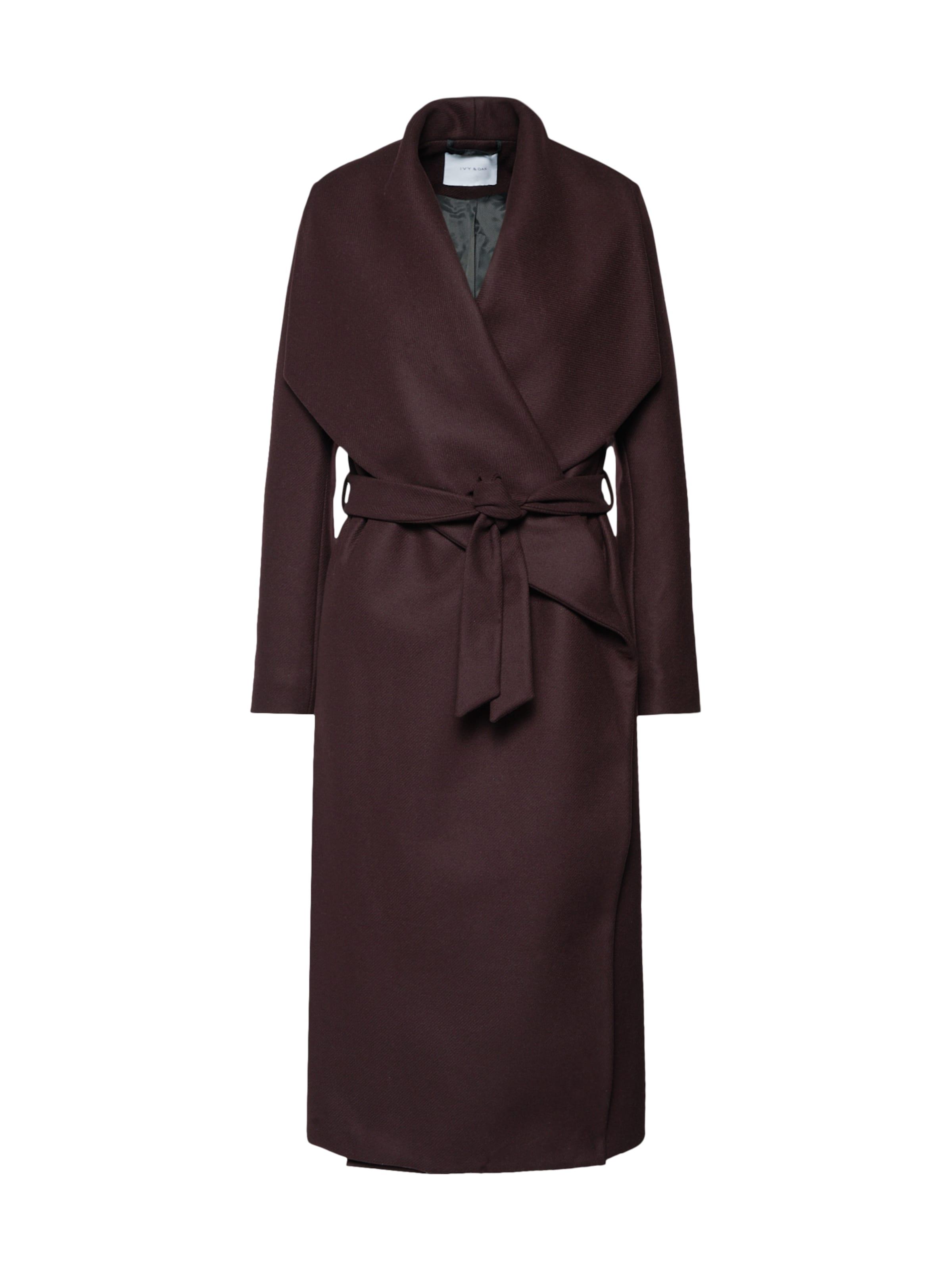 Coat' saison In 'bathrobe Mi Ivyamp; Aubergine OakManteau XiOPwkZTu