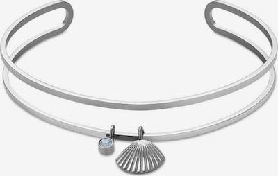 ROSEFIELD Armband in silbergrau, Produktansicht