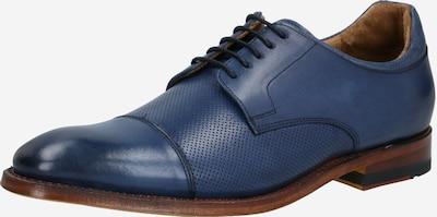 Gordon & Bros Čevlji na vezalke 'FABIEN' | mornarska barva, Prikaz izdelka