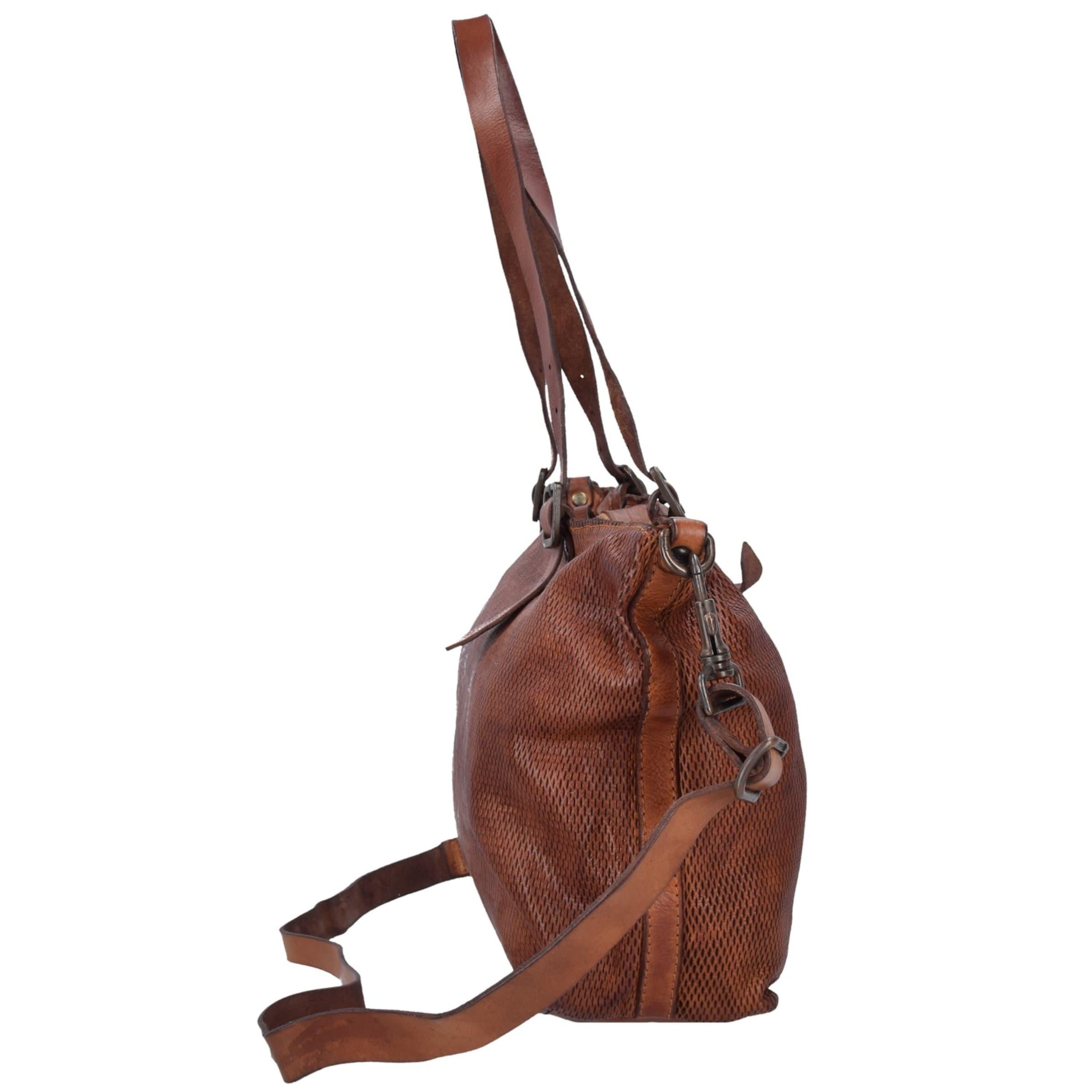 Campomaggi 'Tarassaco Shopper' Tasche 35 cm Freies Verschiffen Besuch Verbilligte Exklusiv Günstig Online 4Us135u6