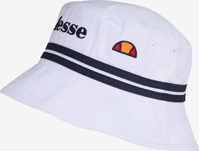 ELLESSE Hat 'Lorenzo' in white, Item view