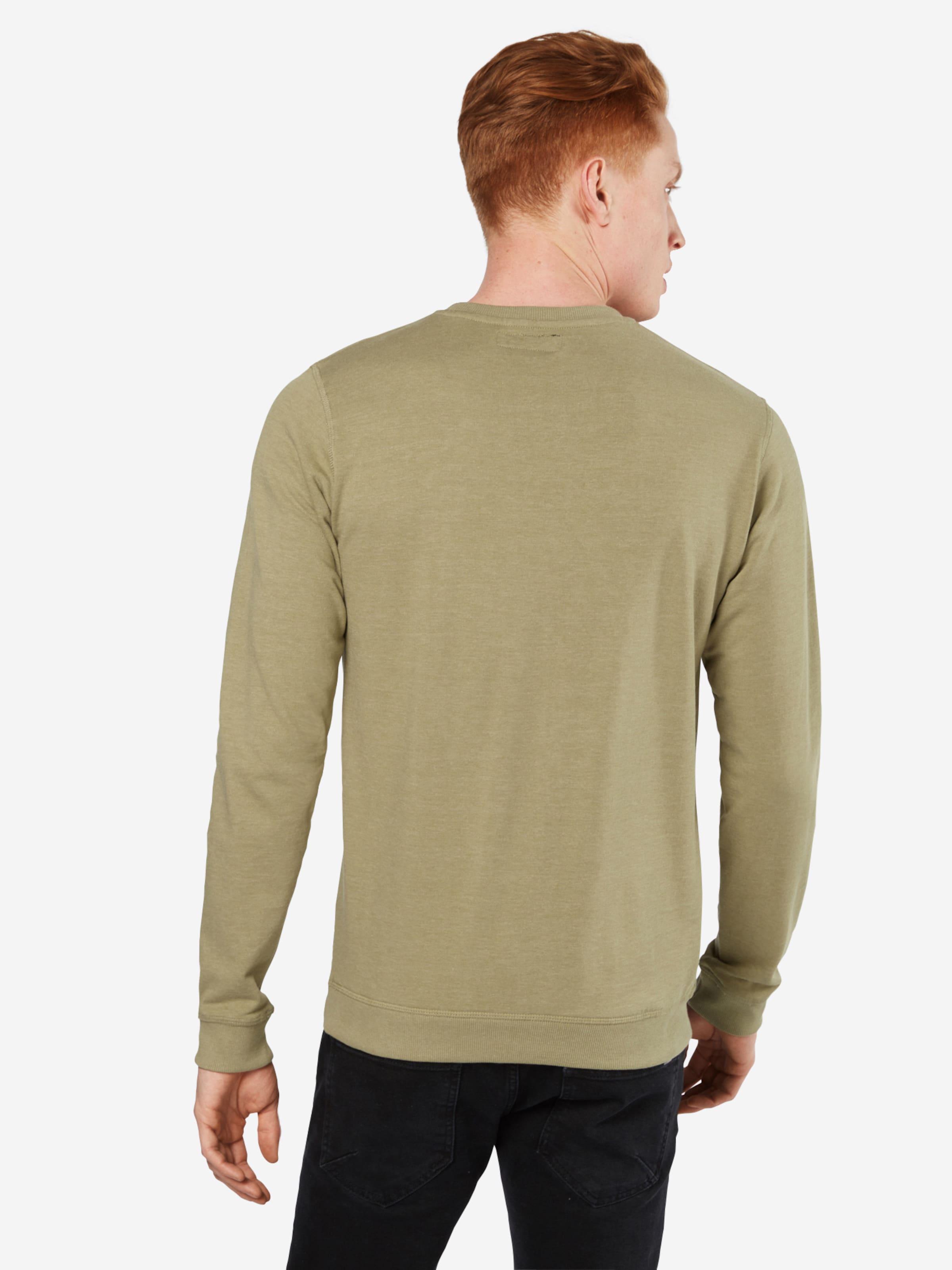 Billig Verkauf Bester Platz Verkauf Zuverlässig !Solid Sweatshirt 'Garon' PEfTjwvr