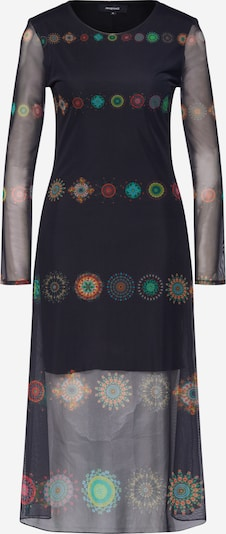 Desigual Kleid  'VEST_KINGSTON' in marine / mischfarben, Produktansicht