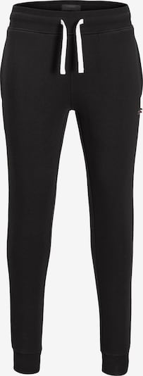 Produkt Sweathose in schwarz / weiß: Frontalansicht
