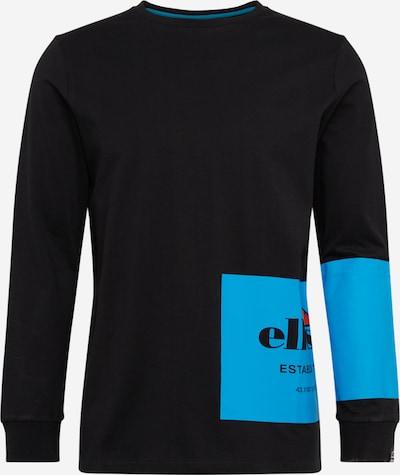 ELLESSE Sweat-shirt 'MARCHIO' en noir, Vue avec produit