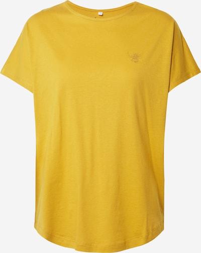bleed clothing Shirt in de kleur Mosterd, Productweergave