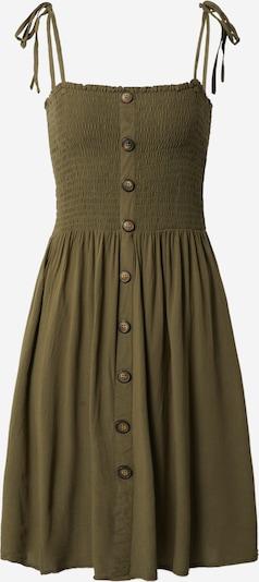 ONLY Kleid 'ANNIKA' in khaki / oliv, Produktansicht