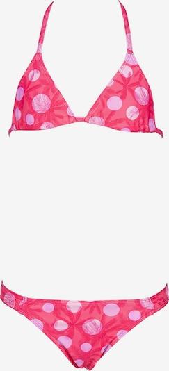 ARENA Bikini in pink / hellpink / dunkelpink, Produktansicht