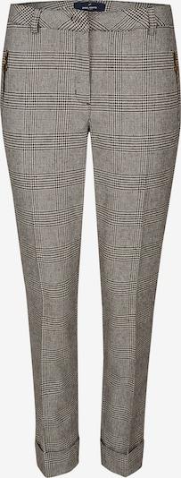 DANIEL HECHTER Hose in braun / schwarz, Produktansicht