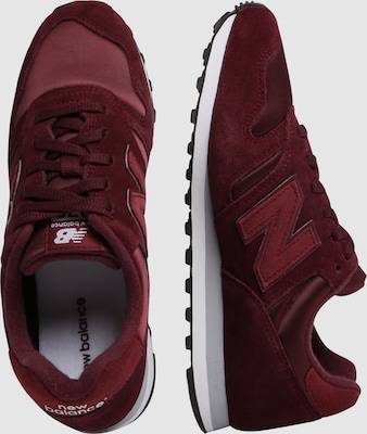 46887a44d28 new balance Sneakers laag 'WL373' in Wijnrood 85%OFF ...