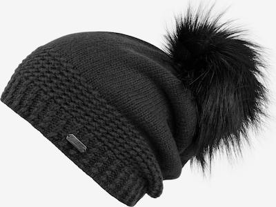 chillouts Mütze 'Alexa' in schwarz, Produktansicht