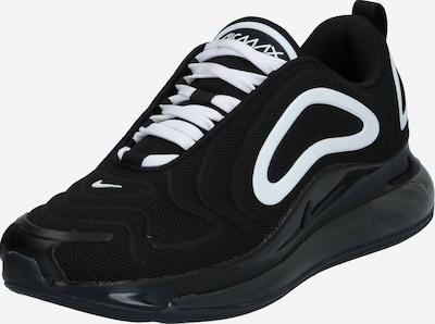 Sportiniai batai 'Nike Air Max 720' iš Nike Sportswear , spalva - juoda / balta, Prekių apžvalga