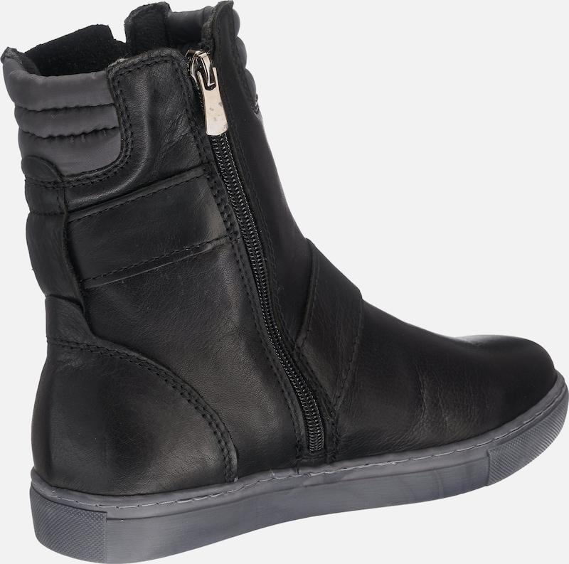 ANDREA CONTI | Boots mit mit Boots Schnallen cb0326