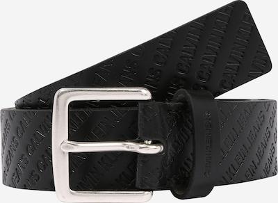 Calvin Klein Jeans Pasek 'CLASSIC ALLOVER EMBOSS' w kolorze czarnym, Podgląd produktu