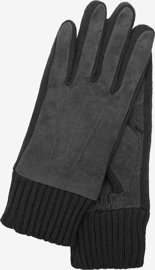 KESSLER Handschuh 'LIV' in grau / graphit, Produktansicht