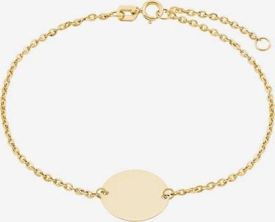 AMOR Goldarmband in gold, Produktansicht