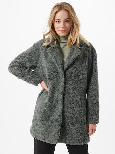 ONLY Mantel 'Aurelia' in grün, Modelansicht