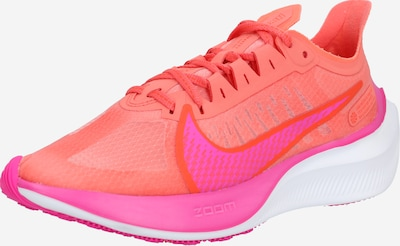 NIKE Laufschuhe 'Nike Zoom Gravity' in orange / pink, Produktansicht