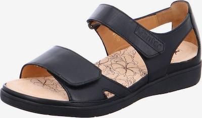 Ganter Sandalen met riem in de kleur Zwart, Productweergave