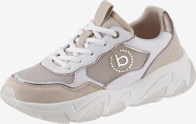 bugatti Sneaker in beige / weiß, Produktansicht