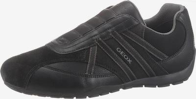 GEOX Sneaker 'Ravex' in schwarz, Produktansicht