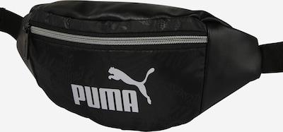 PUMA Sporta soma 'Core Up' pieejami melns / balts, Preces skats