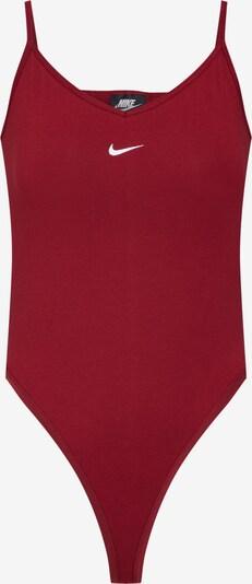 Nike Sportswear Top in de kleur Rood: Vooraanzicht