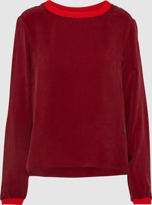 DRYKORN Shirt 'DEBRA' in rot  Neuer Aktionsrabatt