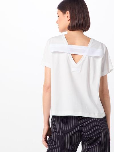 DIESEL Shirt 'T-RYLY' in de kleur Wit: Achteraanzicht