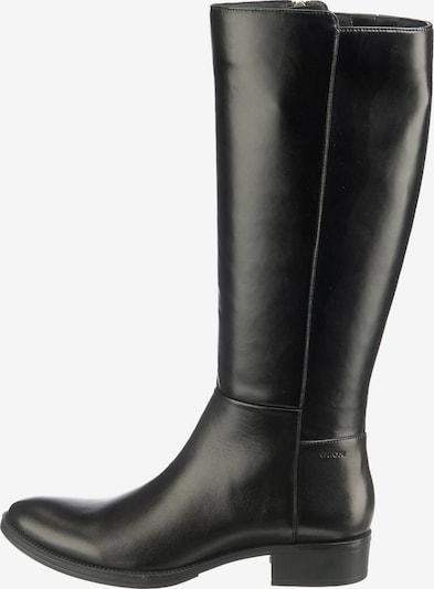GEOX Bottes en noir, Vue avec produit