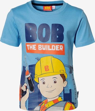 BOB DER BAUMEISTER T-Shirt in hellblau / mischfarben, Produktansicht