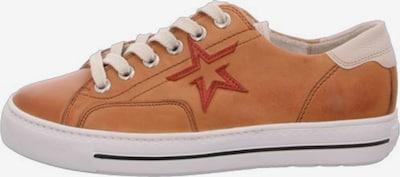 Paul Green Sneakers in orange, Produktansicht