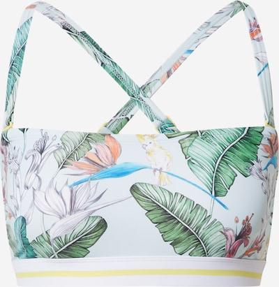 ESPRIT Bikinitop 'LILIAN BEACH' in de kleur Lichtblauw / Groen, Productweergave