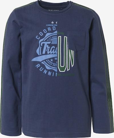 BLUE SEVEN Shirt in blau, Produktansicht