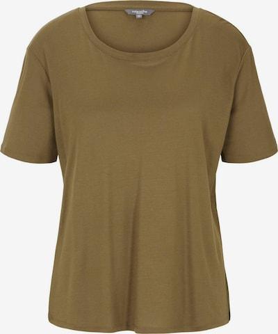 MINE TO FIVE T-Shirt in braun, Produktansicht