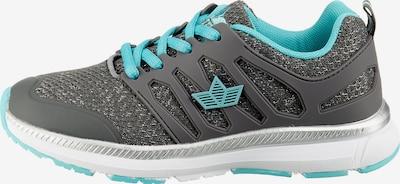 LICO Sneakers in grau, Produktansicht