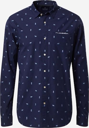SCOTCH & SODA Overhemd in de kleur Navy, Productweergave