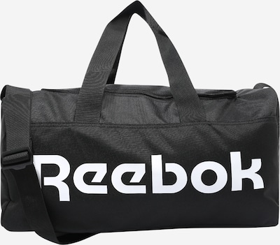 REEBOK Sporta soma 'Act Core S Grip' pieejami melns / balts, Preces skats