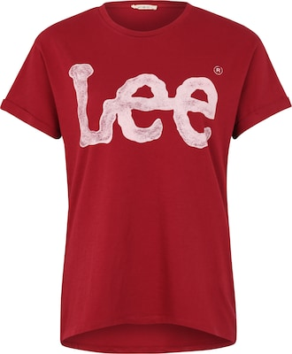 Lee Shirt 'Logo Tee'