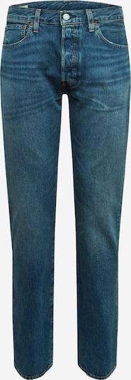 LEVI'S Jean '501 ORIGINAL FIT' en bleu denim, Vue avec produit