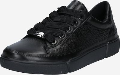 ARA Baskets basses en noir, Vue avec produit