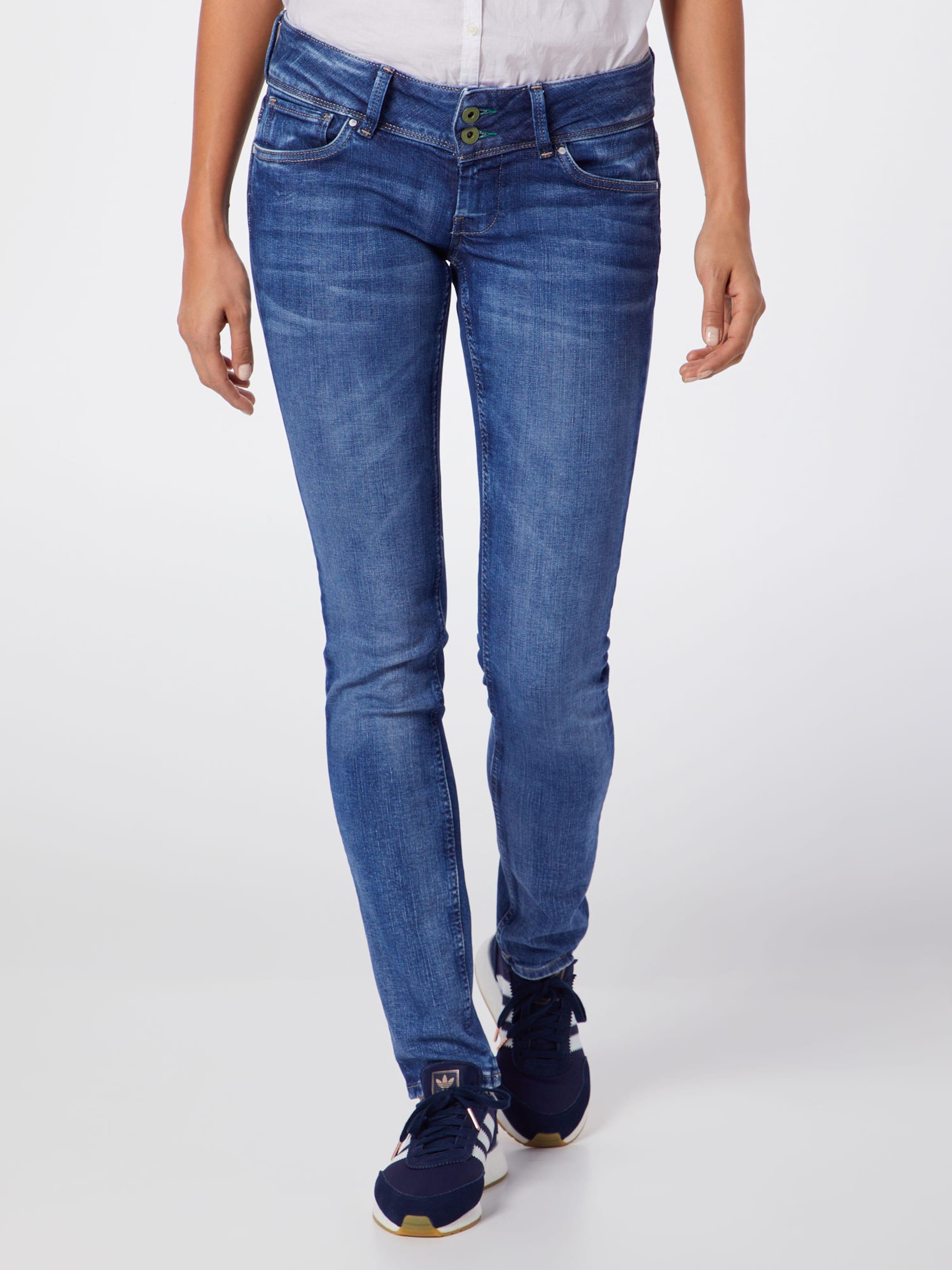 Jean Jeans Bleu Pepe Denim 'vera' En m8w0NOvn