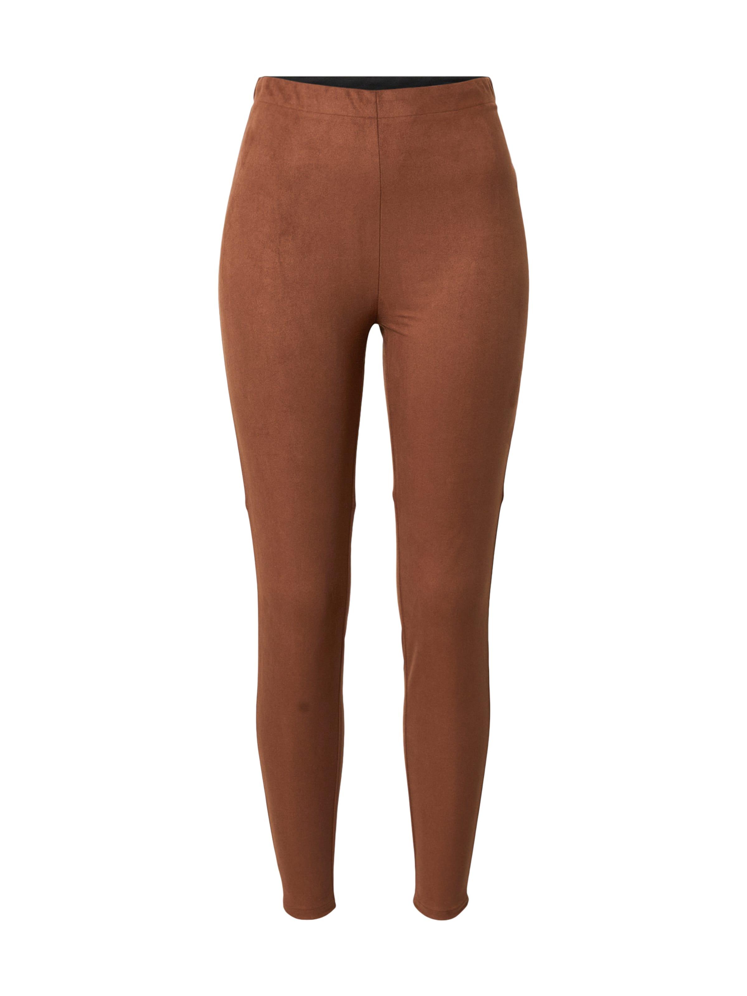 ESPRIT Leggings in braun