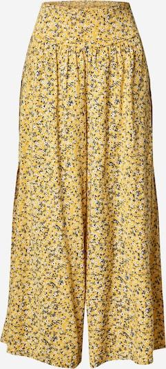 Tranquillo Pantalon 'POLA' en jaune, Vue avec produit