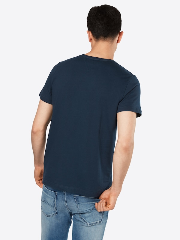 TOMMY HILFIGER T-Shirt 'STRIPED LOGO GRAPHIC'