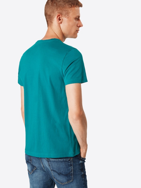 Smaragd shirt Hilfiger T Tommy Tommy Hilfiger T shirt aFTq05qwx