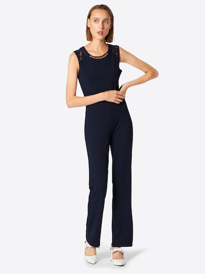 ABOUT YOU Jumpsuit 'Alexa' in navy: Frontalansicht